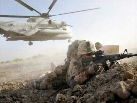 That Old Marine Corps Spirit