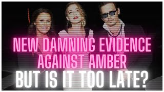 Johnny DEPP v Amber HEARD: New Damning Evidence Against Amber: Will It Impact The UK Trial?