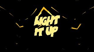Major Lazer - Light It Up (feat. Nyla) (Official Lyric Video)