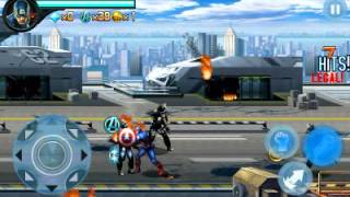 The avengers,Os vingadores - Part2 Games android