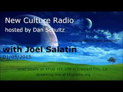 Joel Salatin: The Agricultural Tsunami is Coming
