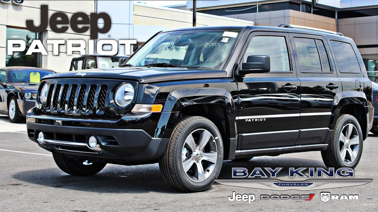 2016 Jeep Patriot High Altitude   Interior/Exterior Tour   YouTube