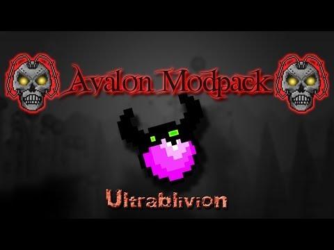 Terraria Avalon Mod - Ultrablivion - Melee
