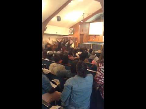 Mighty God at Soloman Temple Baptist Church in Antioch