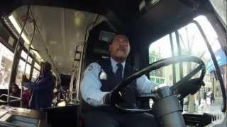Jefrick Dean: Bus Operator