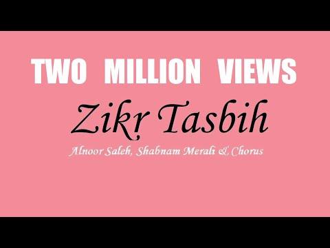 Zikar Tasbih - Chorus