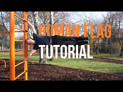 Human Flag Tutorial [german/fullHD]