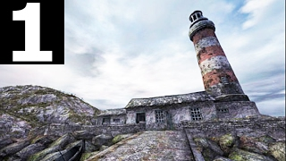 Dear Esther: Landmark Edition Part 1 - The Lighthouse - Walkthrough Gameplay (Director