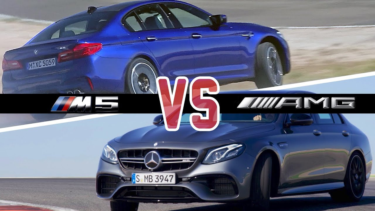 bmw m5 2018 vs e63 amg 2017 which car is better youtube. Black Bedroom Furniture Sets. Home Design Ideas