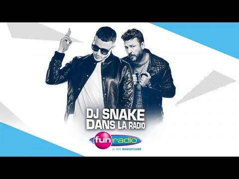 DJ SNAKE DANS LA RADIO (16/11/2017) - Best Of Bruno dans la Radio