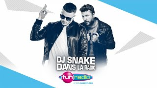 DJ SNAKE DANS LA RADIO (16/11/2017) - Best Of Bruno dans la Radio Video
