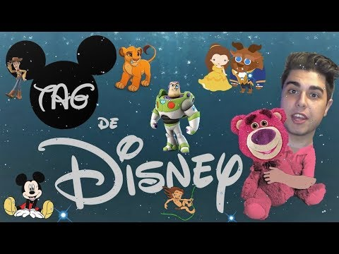 TAG DE DISNEY | Poweradri