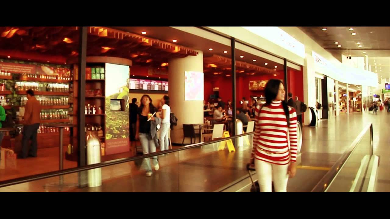 Aeropuerto el dorado una experiencia hecha para ti youtube for Puerta 6 aeropuerto el dorado