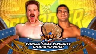 WWE Summerslam 2012 Official FULL Match Card [720p HD]