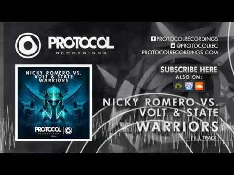 Nicky Romero vs. Volt & State - Warriors (Full Audio)