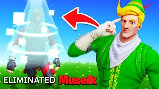 Eliminating Muselk In A Fortnite Tournament?!