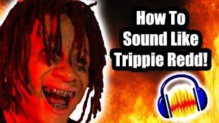 How To Sound Like Trippie Redd! Audacity Tutorial!