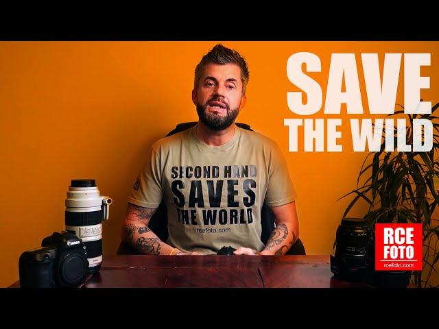 SAVE THE WILD - INTRO