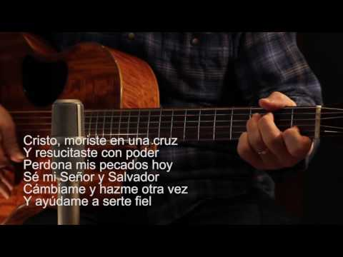 The Salvation Poem in Spanish Español
