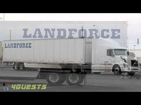 LANDFORCE CORP TRUCKING (Volvo Truck)