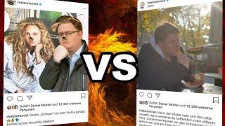 Peter vs. Brammen Instagram Challenge!