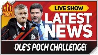 Solskjaer Facing Pochettino Backlash! Man Utd News Now
