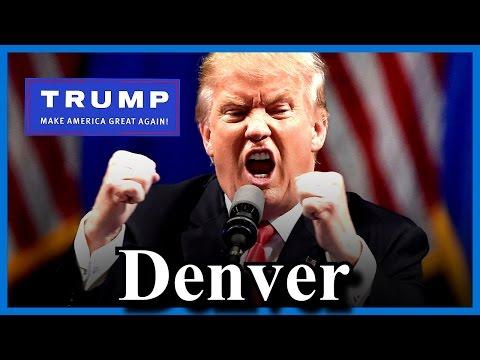 Donald Trump Speaks at Western Conservative Summit in Denver Colorado [ MUST WATCH ] FULL SPEECH
