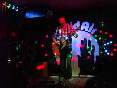 Tom Clements -'Promises'- Chaplins. Cellar Bar, Boscombe - 20th August 2012.