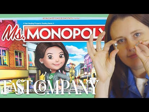 Does Ms. Monopoly Really Empower Women? | Fast Company
