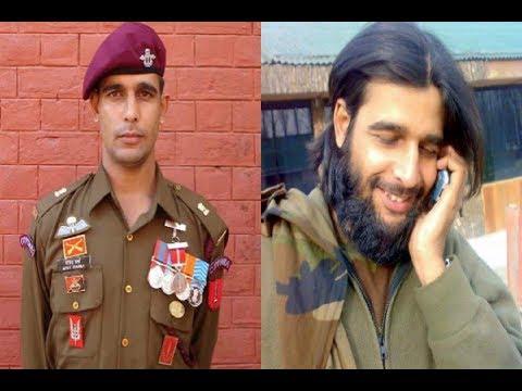 Major Mohit Sharma- 1 PARA SF- Ashok Chakra