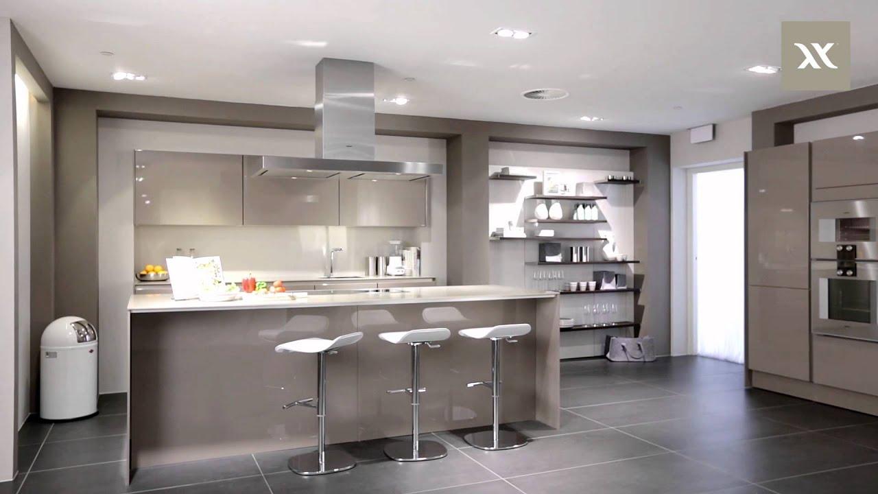 SieMatic S2 keuken - Keukenmaxx - YouTube