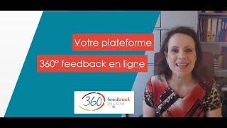 Présentation de la plateforme 360° feedback en ligne