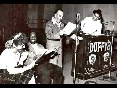 Duffy's Tavern radio show 12/22/44 Another Christmas Program / Monty Woolley
