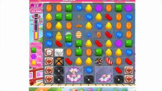 How to play Candy Crush Saga Level 377 - 3 stars - No booster