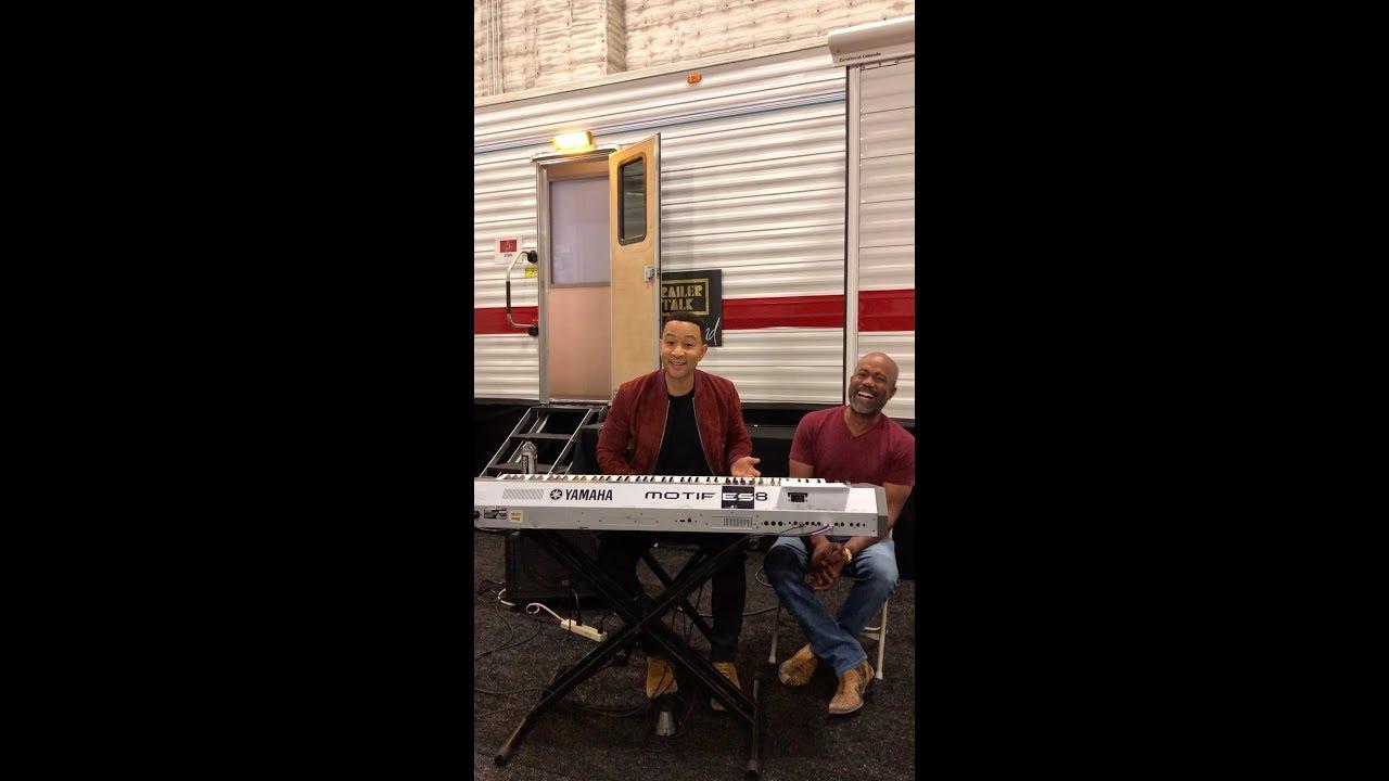 Trailer Talk with John Legend - Episode 7 - Darius Rucker