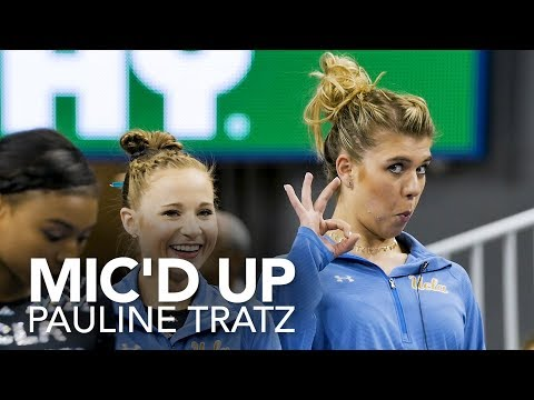 Mic'd Up: Pauline Tratz