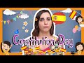 Spanish CONSTITUTION DAY Words with Rosa!