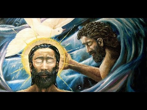"""What if...as JESUS HAD JOHN THE BAPTIST The [ANTI_CHRIST_NAME_HERE_x] .Has Barack Obama-To""""Usher In"""""""