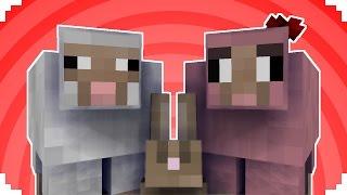 Sheep Love Story (Minecraft Animation)