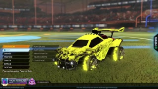 [Rocket League] [PS4] [GIVEAWAYS] chillin and playing  :) [400 sub goal!]