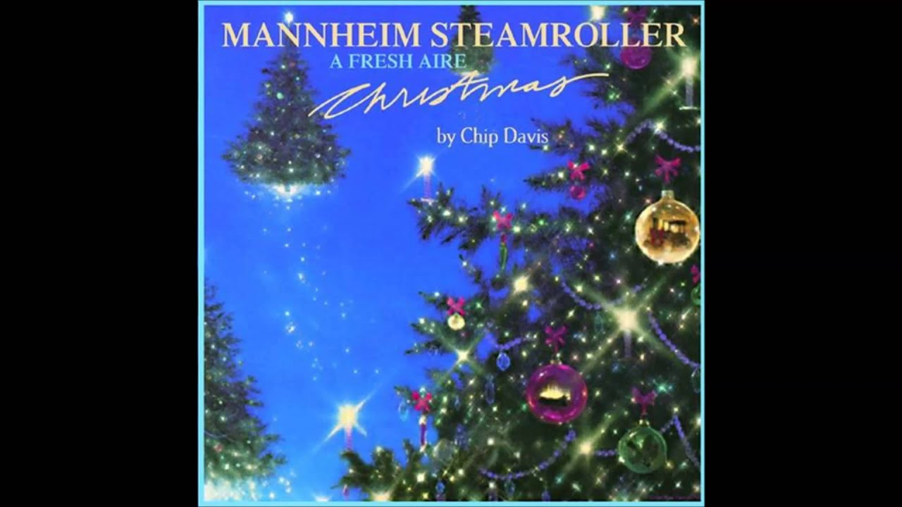 Mannheim Steamroller - Greensleeves - YouTube