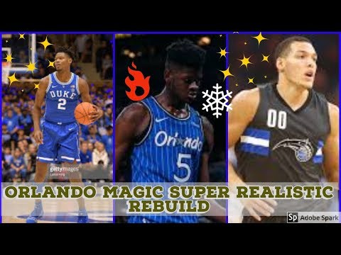 Orlando Magic SUPER REALISTIC Rebuild NBA 2K19 (Part 1)!! Will the Magic ever get back to RELEVANCY?
