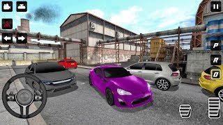 Parking School #4 - Car Games Android gameplay