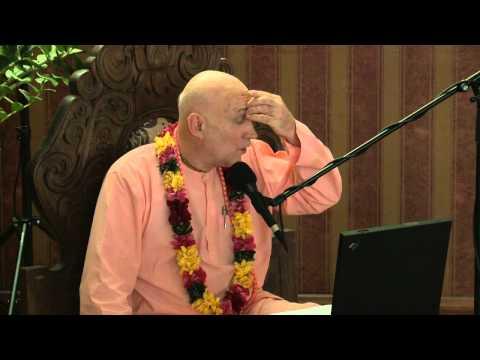 2011.01.14. Seminar by H.G. Dhaneshvara Prabhu, LITHUANIA