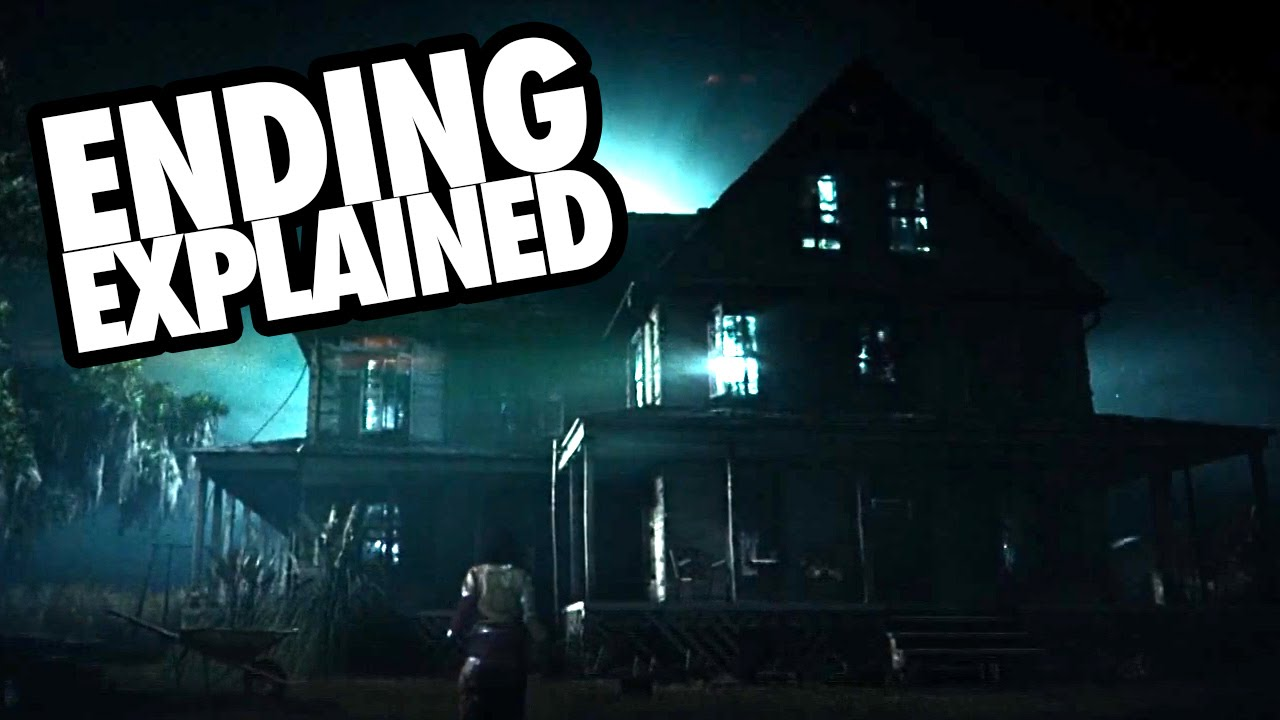 10 CLOVERFIELD LANE (2016) Ending Explained + References ...