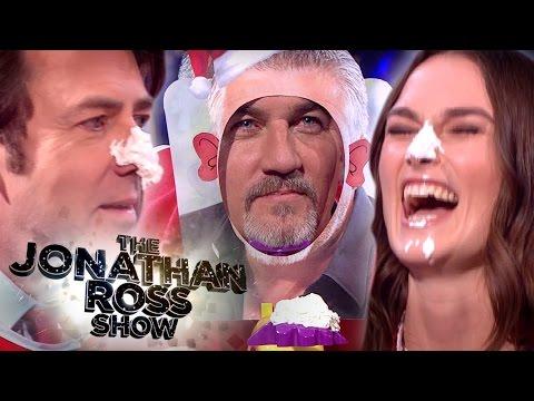 Celebrity Pie Face Returns - The Jonathan Ross Show