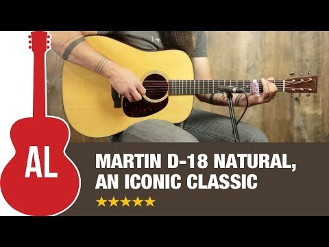 Martin D-18 - an Iconic Classic!