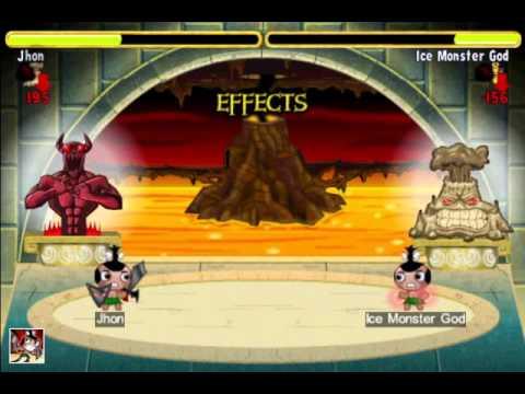 Pocket God-Battle of the Gods