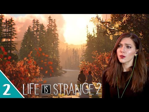 What Is Wrong With This Guy!? | Life is Strange 2 Pt. 2 | Marz Plays