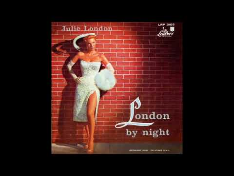 Julie London ft Pete King & His Orchestra - Well, Sir (Liberty Records 1958)